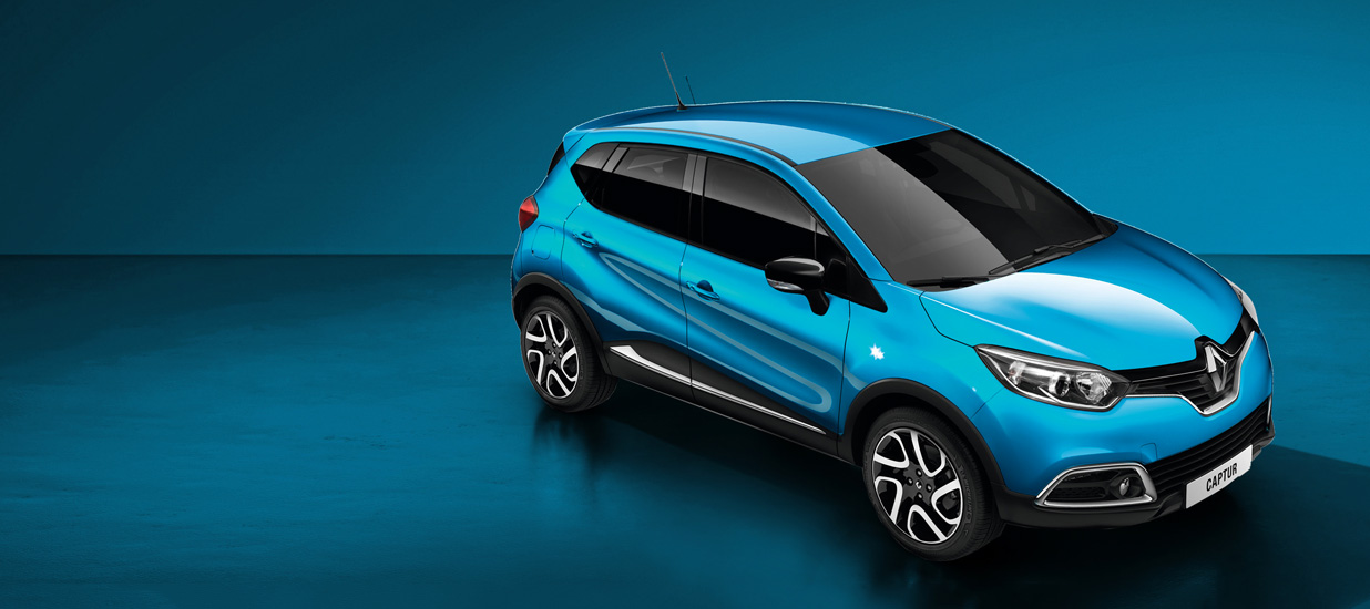 Renault Captur Energy