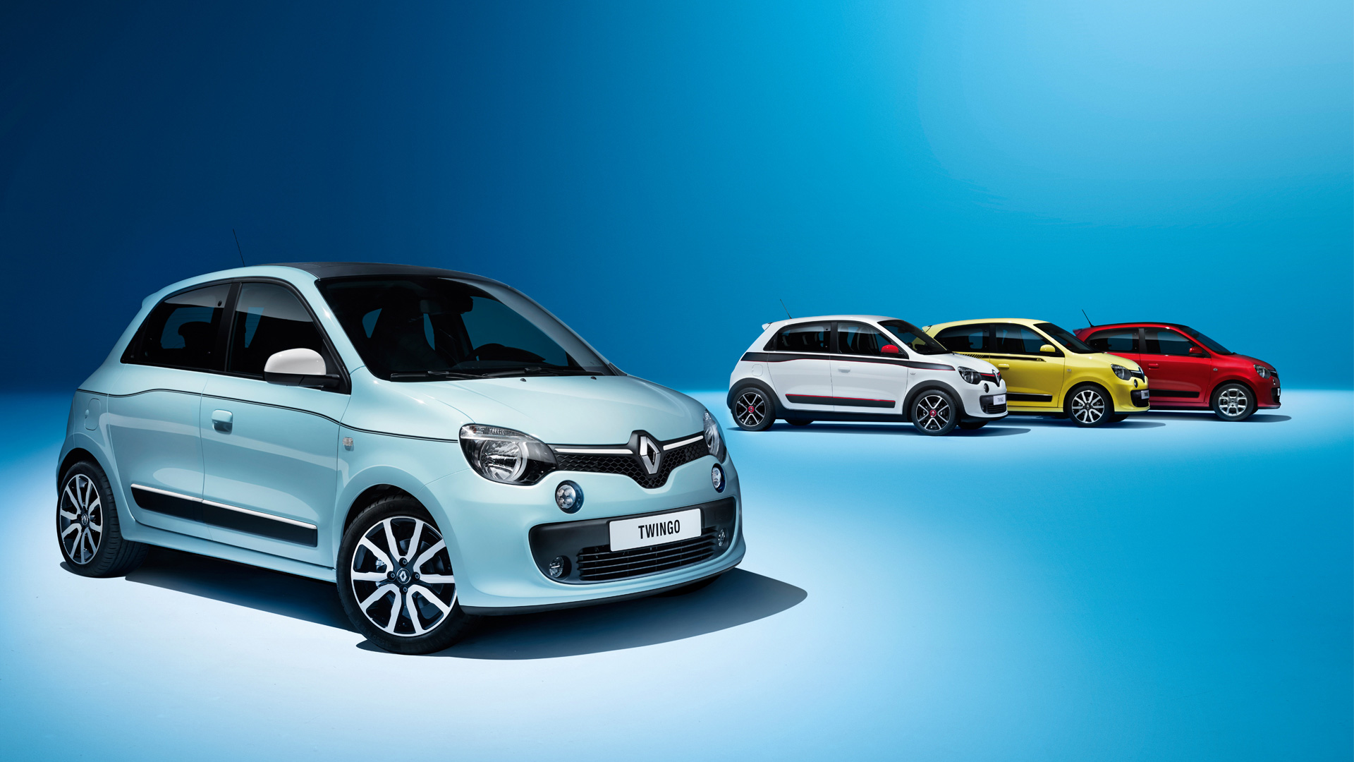 Modèle illustré : Twingo Intens avec options