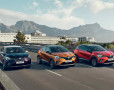 Renault Captur Colors