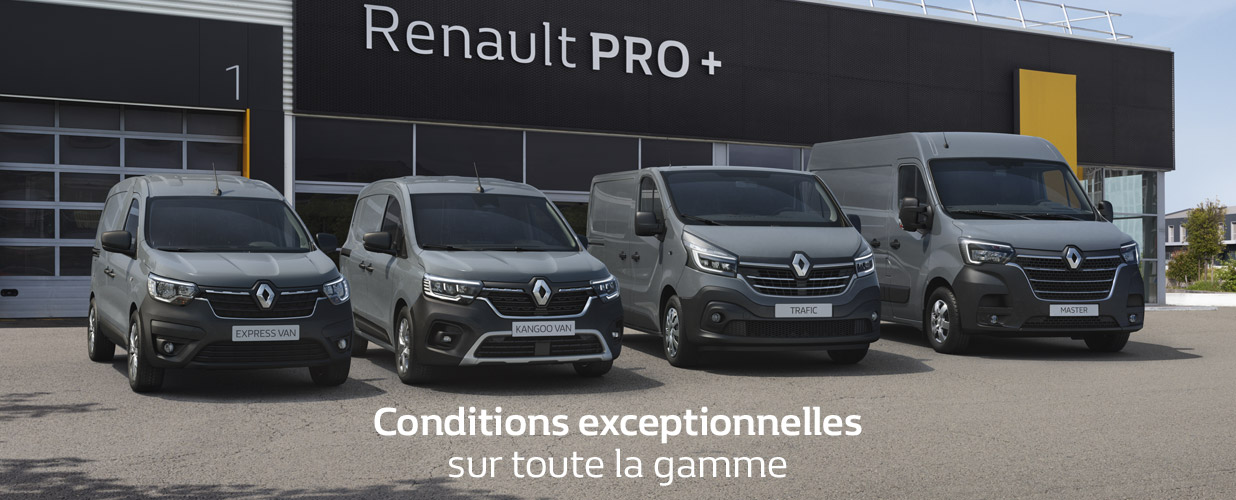 Actions Véhicules utilitaires